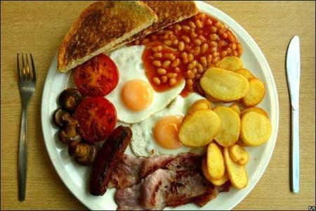 Desayuno rico en grasas | Blog de Medicina